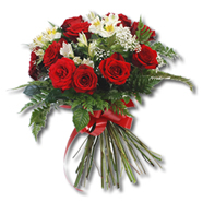 Bouquet Flores Amor Sincero